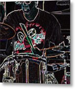 Jammer  By Jrr Metal Print