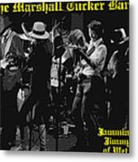 Jamming With Jimmy Hall Metal Print