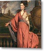 Jane Fleming, Later Countess Metal Print