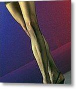 Jane Legs 1-1 Metal Print