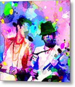 Jane's Addiction Metal Print