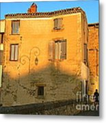 The Lady Of Limoux Metal Print