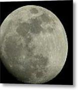 January Moon 5 Metal Print