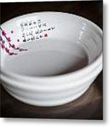 Japanese Bowls Metal Print