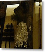 Japanese Country Home Dinning Room Metal Print