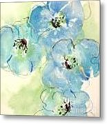 Japanese Quince 1 Metal Print