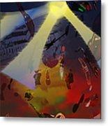 Jazz Fest II Metal Print