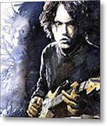 Jazz Rock John Mayer 03  Metal Print
