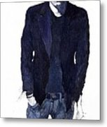 Jazz Rock John Mayer 07 Metal Print