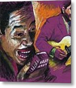 Jazz Songer Metal Print