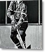 Jean Beliveau Metal Print