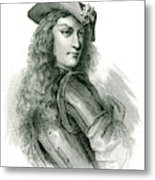 Jean Cavalier  French Insurgent, Leader Metal Print