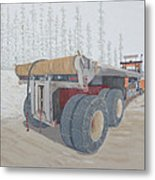 Jeff Watchell's #2 The Business End Metal Print