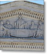 Jefferson Memorial - Washington Dc - 01133 Metal Print