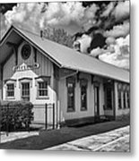Jefferson Station 7k02041b Metal Print