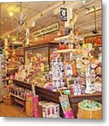 Jefferson Texas General Store Metal Print
