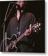 Jeffrey Gaines Metal Print
