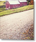 Jenne Farm Vermont Metal Print