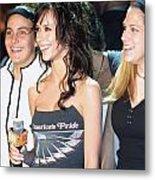Jennifer Love Hewitt Metal Print
