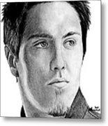 Jeremy Dunn Metal Print