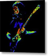 Jerome At The Rainbow Jam Metal Print