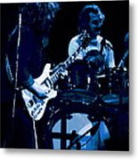 Jerry And Billy At Winterland 2 Metal Print