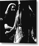 Jerry And Donna Godchaux 1978 A Metal Print