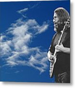 Jerry And The Dancing Cloud Metal Print