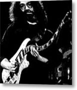 Jerry At The Fun House Mirror Metal Print