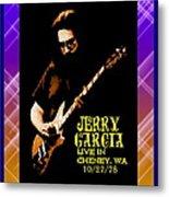 Jerry Cheney 1 Metal Print