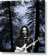 Jerry Cold Rain And Snow Metal Print