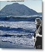 Jerry Garcia At Mt Tamalpaisland 2 Metal Print
