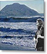 Jerry Garcia At Mt Tamalpaisland 3 Metal Print