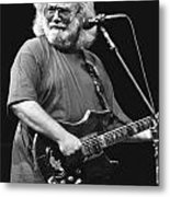 Jerry Garcia Band Metal Print