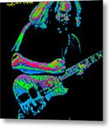 Jerry In Cheney On A Cosmic Day In 1978 Metal Print