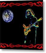 Jerry In Space Metal Print
