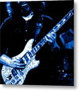 Jerry Rocks Metal Print