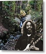 Jerry's Mountain Music 13 Metal Print