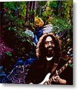 Jerry's Mountain Music 8 Metal Print