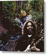 Jerry's Mountain Music 9 Metal Print