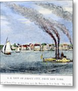 Jersey City, 1844 Metal Print by Granger