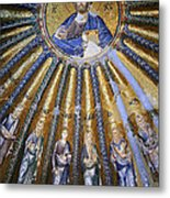 Jesus And His Peeps Metal Print
