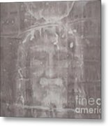 Jesus Awakens Metal Print