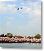 Jet Blue Airlines Metal Print