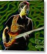 Jethro Tull-96-jonathon-c5-fractal Metal Print