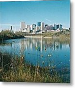 Jewel Of The West Metal Print by Shirley Sirois