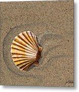 Jewel On The Beach II Metal Print