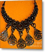 Jewelry Photography 1 Metal Print