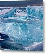 Jewels Of Superior Metal Print by Mary Amerman
