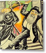 Jewish Holiday  Metal Print